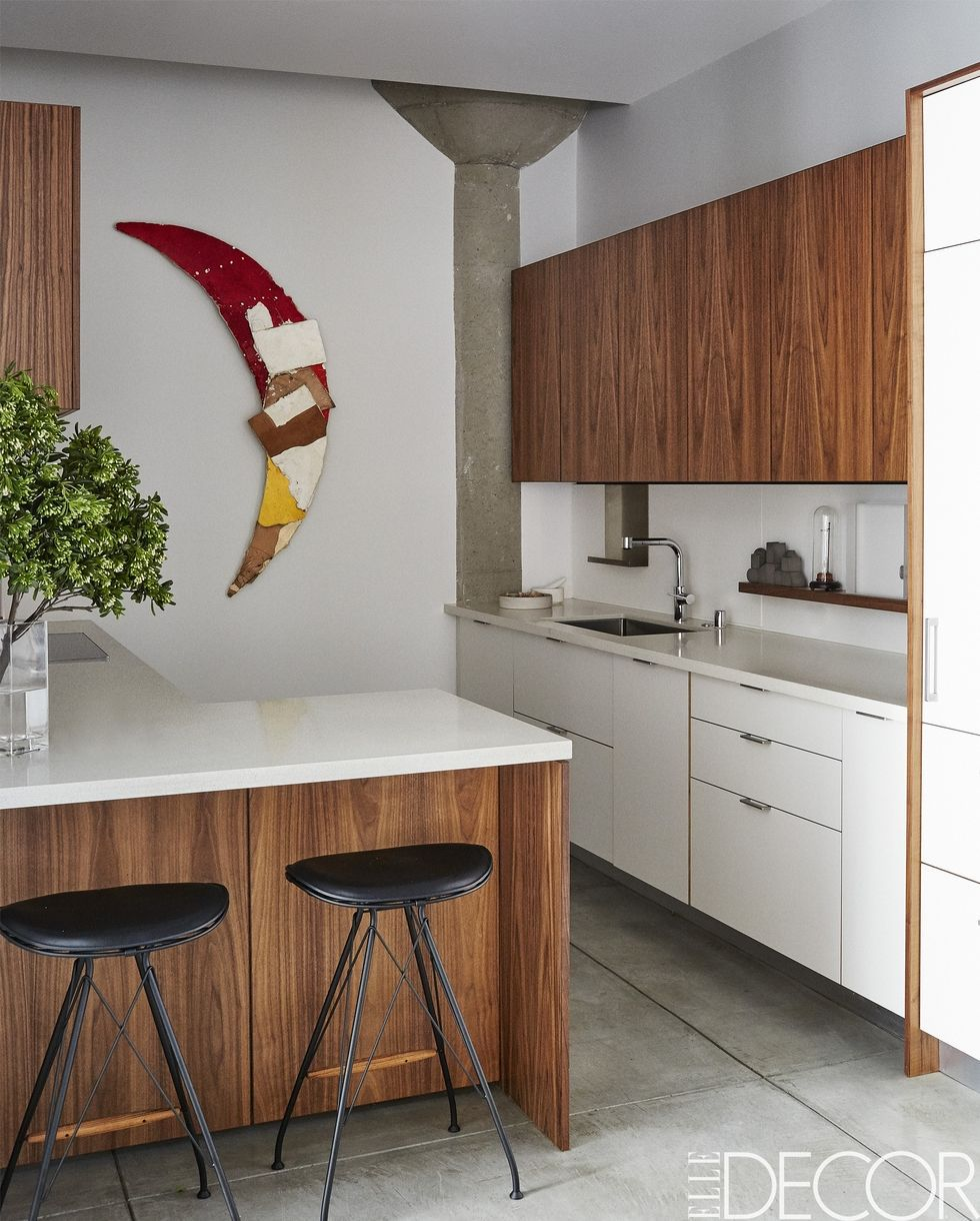 Furnishing tips for small kitchens – 4 beautiful ideas and pictures