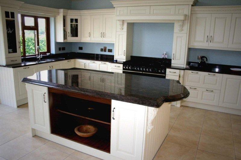 Granite kitchen worktop tan brown granite worktop ZKOEOLN