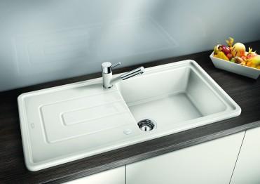 granite or ceramic sink blanco tolon xl 6 s ceramic sink and kitchen tap TTPFHQM