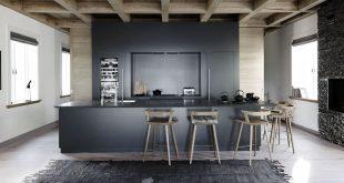 Gray Kitchens grey kitchen VQFMNJJ