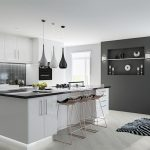 High gloss kitchens: ideas and inspiring pictures with shiny kitchen fronts