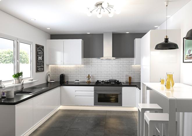 High gloss kitchens ringmer high gloss white kitchen doors PHFHYVL