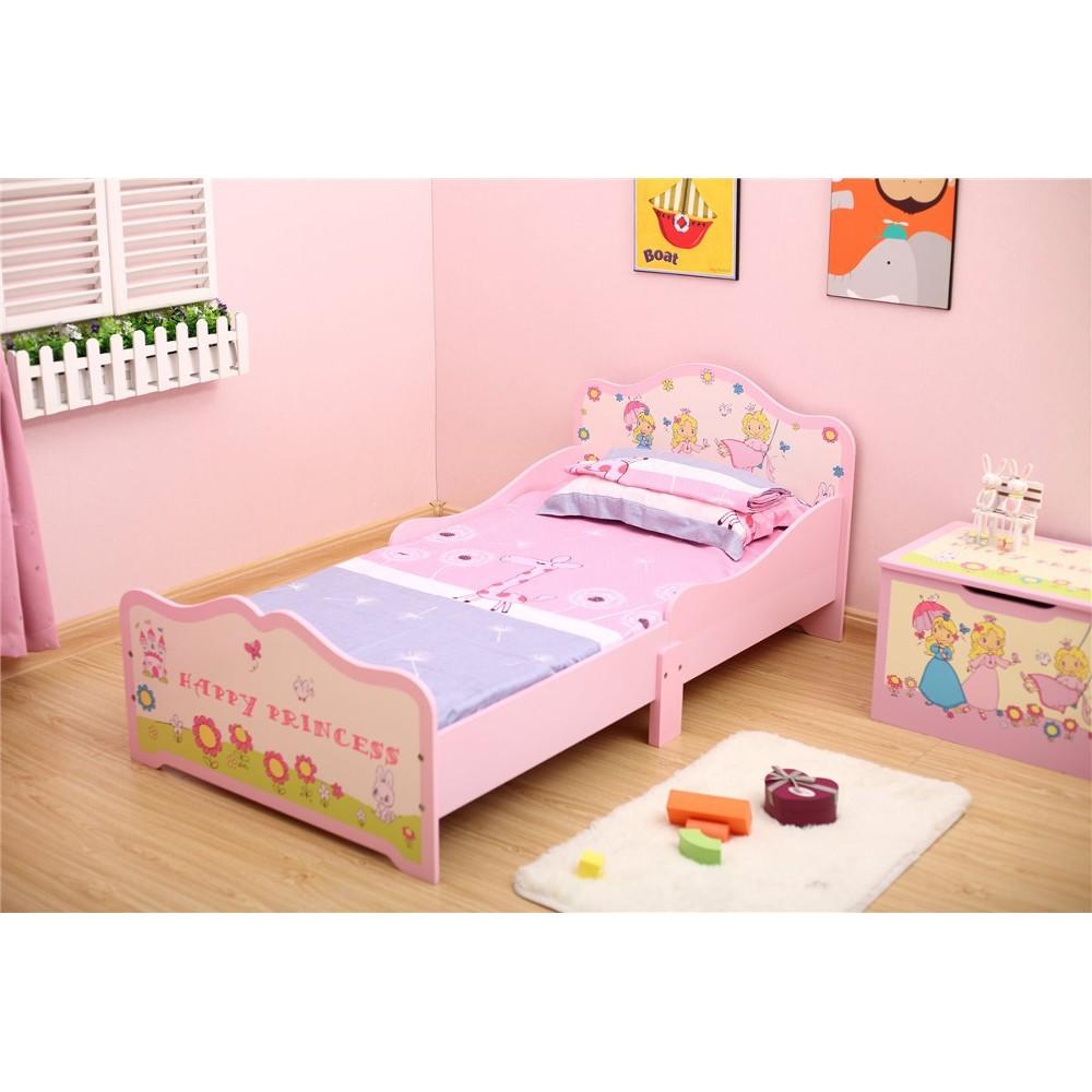 Junior beds babylo toddler bed (princess) HFPEZVW