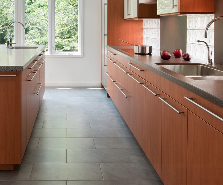 Kitchen Floors kitchen flooring ideas and materials - the ultimate guide ZHJGQFM