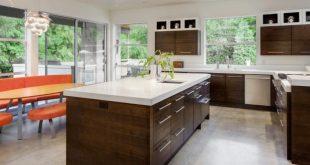 Kitchen Floors kitchen in new luxury home NWWVYRL