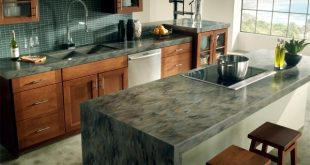 kitchen ideas with marble countertops marble countertop for the kitchen - ideas for individual design. countertops ODCKNPB