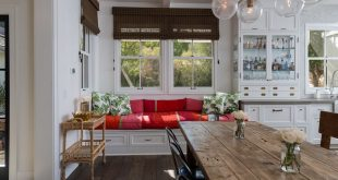 kitchen with bench seating view in gallery WZRULQD