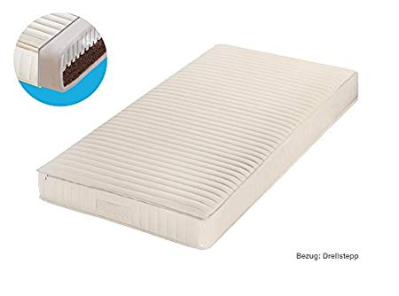 Latex mattresses 100×200 prolana costa rica latex mattress plus - 200 x 200 cm - h3 DYGHUAH
