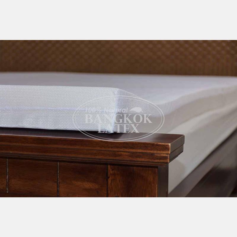 Latex mattresses 120×200 маттress of night harvesting natural latex 120*200*7.5 cm - photo - 9 PCLAYJR