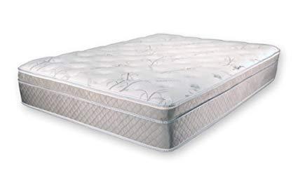 Latex mattresses 120×200 ultimate dreams queen eurotop latex mattress FRNFUGC