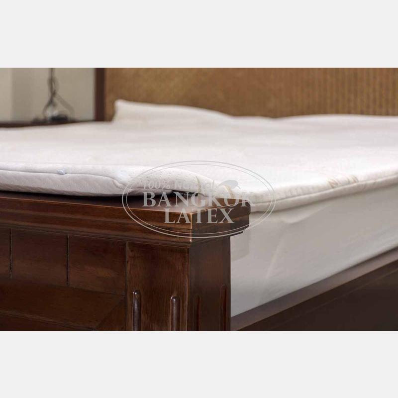 Latex mattresses 160×200 маттress of night harvesting natural latex 160*200*2.5 cm - photo - 4 HRPWUJZ