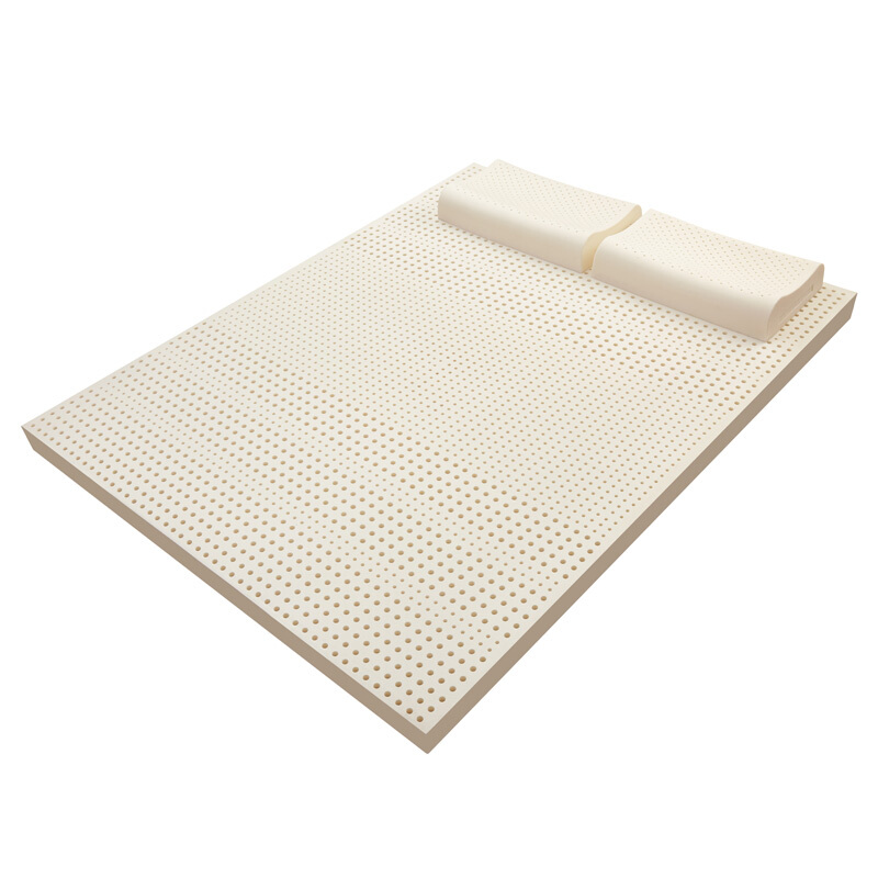 Latex mattresses 180×200 comfleep thailand imported natural latex mattress bed mattress 180*200*5cm IJMFMEL