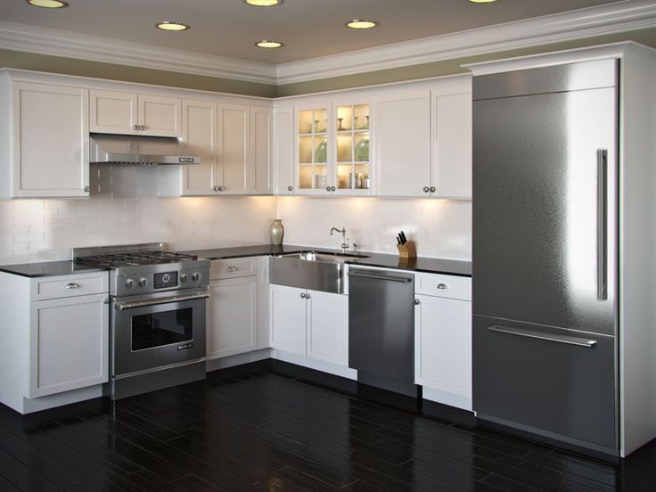 Modern L shaped kitchens beautiful modern l shaped kitchen HAFVXNE