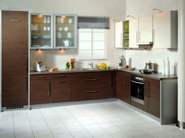 Modern L shaped kitchens view in gallery modern kitchen ... VYMRWTE