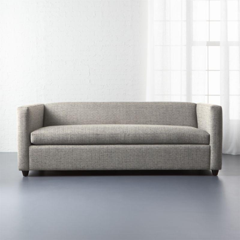Modern sofa beds california casual living room furniture | cb2 IGEZUPS