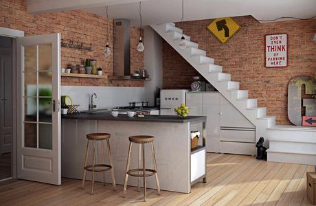 open kitchens (home-designing) CFDBSKK