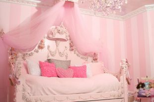 Princess Cots the princess rose daybed features hand carved rose garland embellishment  and swarovski HKIEJSN