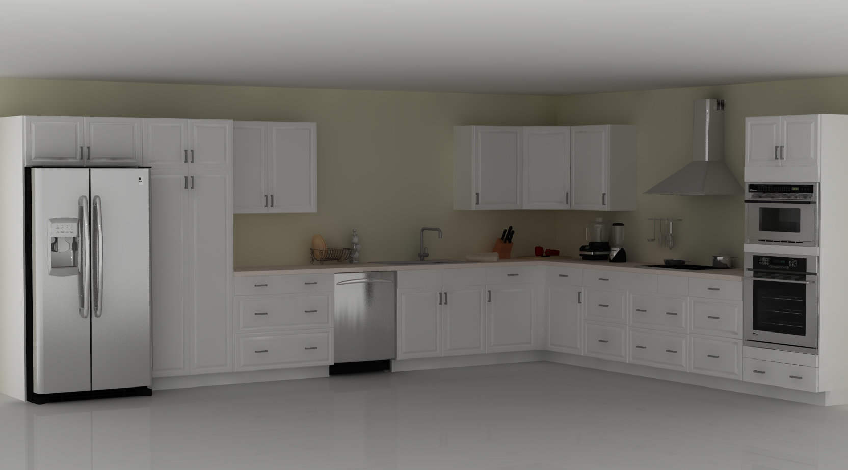 Pros and cons of L shaped kitchen ... pros and cons of an l-shaped ikea kitchen: an ... PRQEQVO