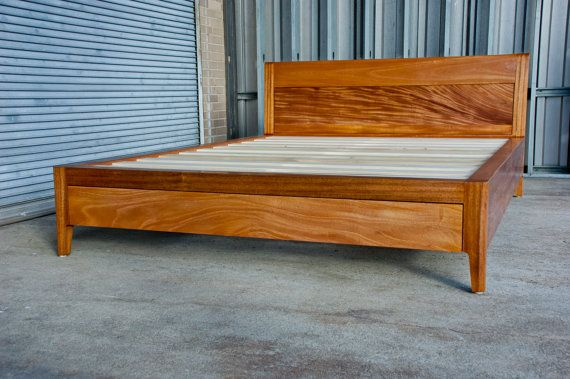 queen size solid wood beds gorgeous solid wood platform bed no.2 queen size with by wilburdavis UZAKFQC