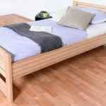 Ergonomically equipping beds: Slatted frames in 100×200 cm