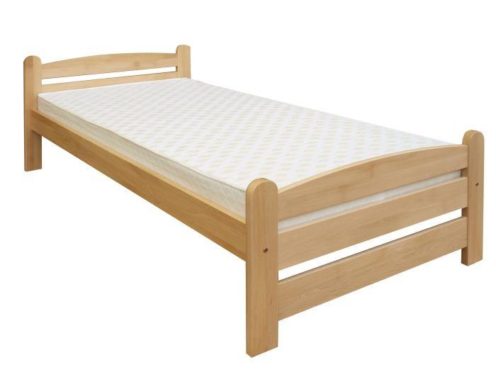 Slatted frames 100×200 single bed / day bed solid, natural pine wood 118, including slatted frame SWTCEBH