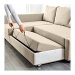 Daytime sofa, at night full bed: sofa beds with storage underneath