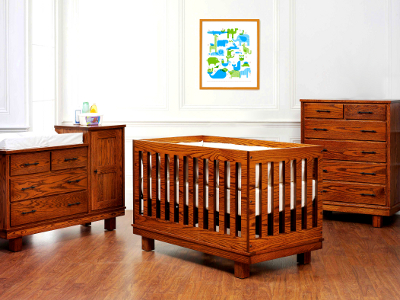 solid wood baby crib browse amish crafted baby cribs XYUWFAH
