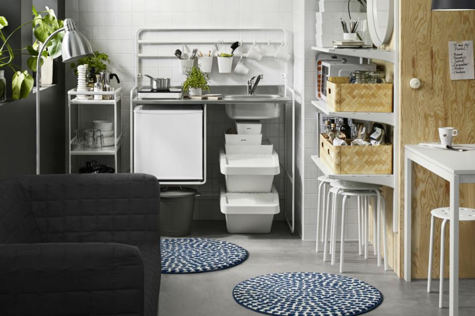 space saving storage ideas for kitchen kitchen space-saving tips NKBGZID