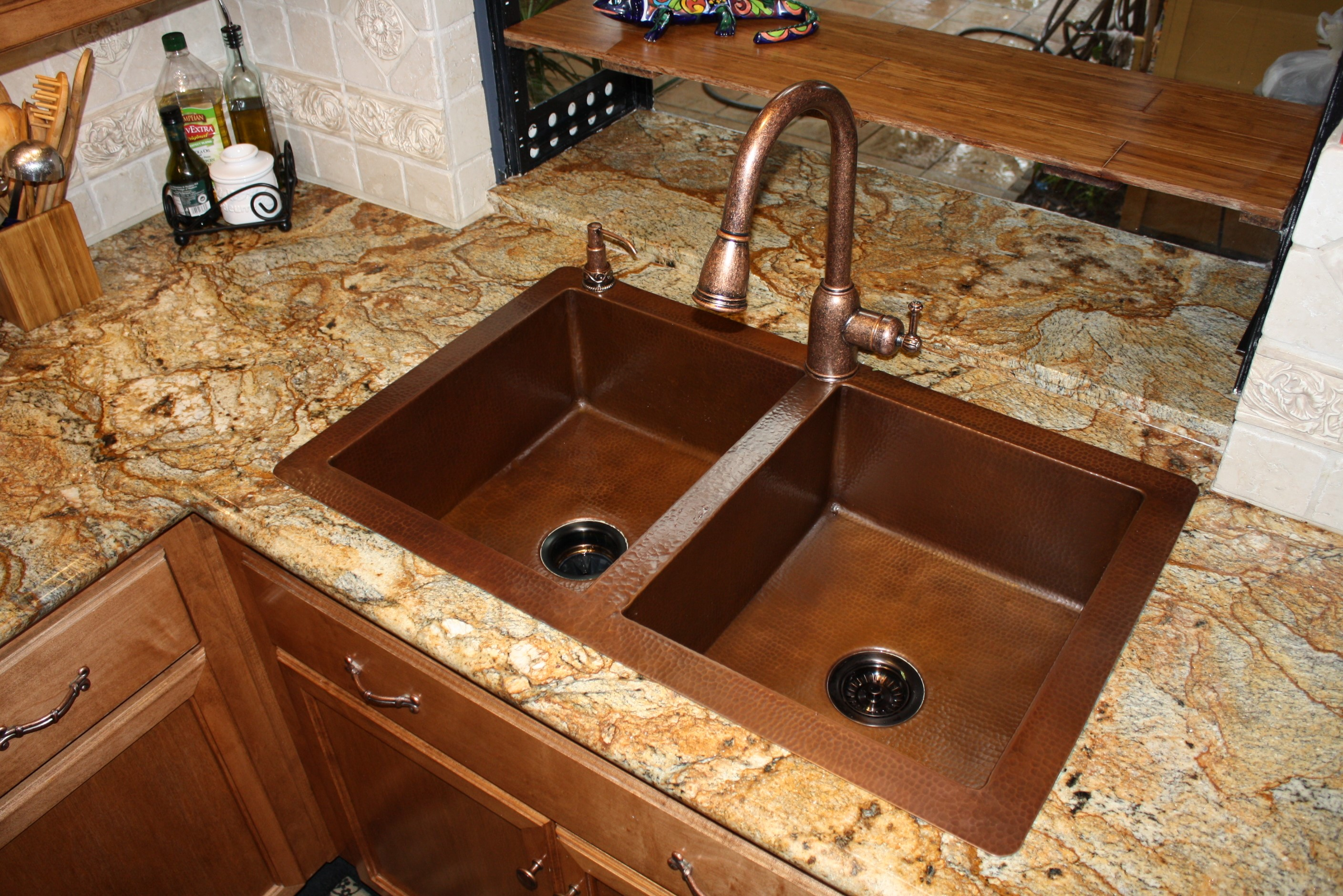 Which sink is suitable for a granite countertop sink styles for granite countertops DJBGVZJ