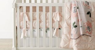 Meredith Baby Bedding | Pottery Barn Kids