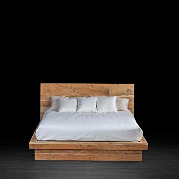 Bed frames made of acacia