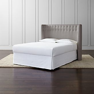 Gia Upholstered Queen Headboard