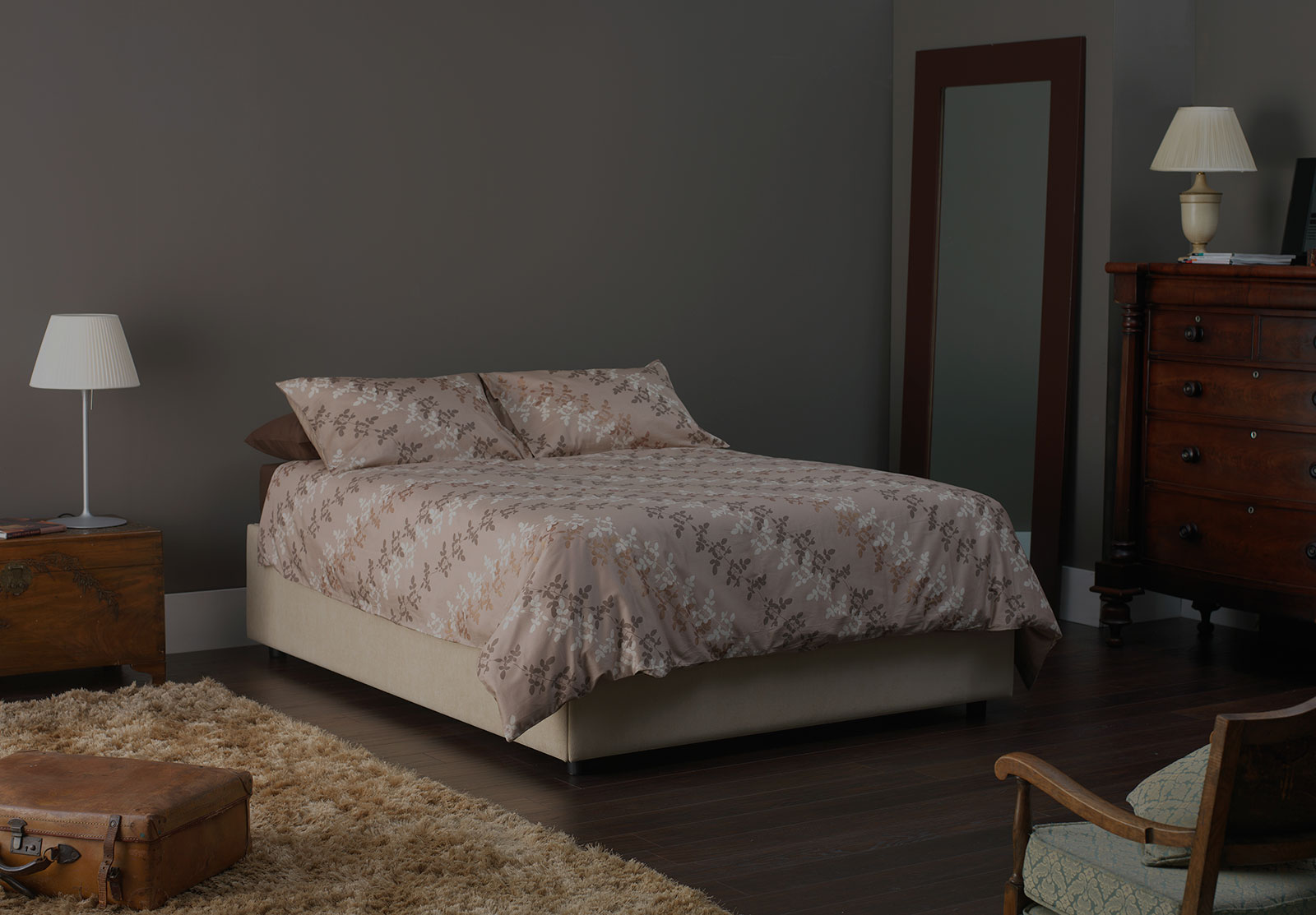 Platform Bed No Headboard Best