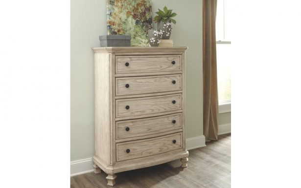 Bedroom Kira Trinell Beech Chest Drawers Fantastic Ashley Maribel