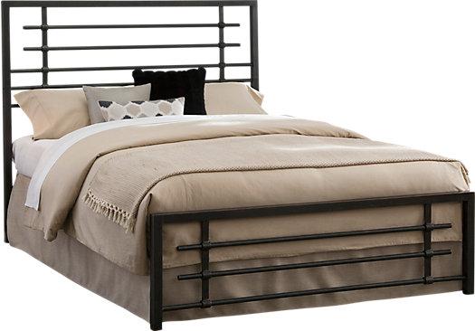 Black King Beds