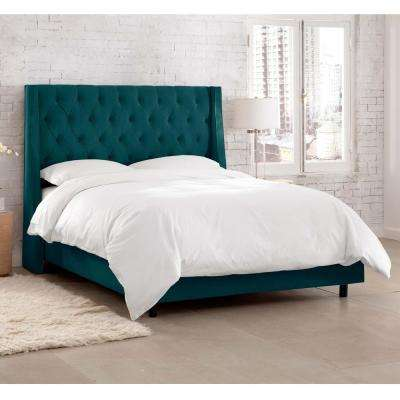 Best Rated - Full - Blue - Beds & Headboards - Bedroom Furniture