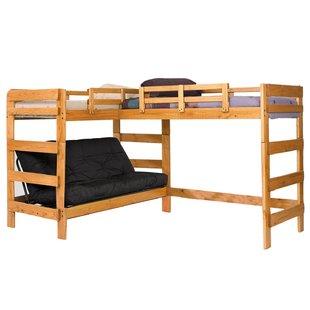 T Shaped Bunk Beds | Wayfair