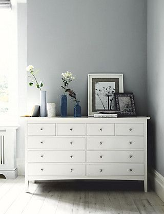 Hastings Ivory 10-Drawer Chest | Cozy home | Chest of drawers