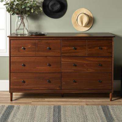 6 - Solid Wood - Dressers & Chests - Bedroom Furniture - The Home Depot