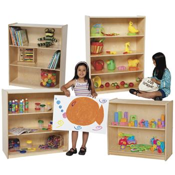 Wood Designs - Wood Designs™ Children's Bookshelves