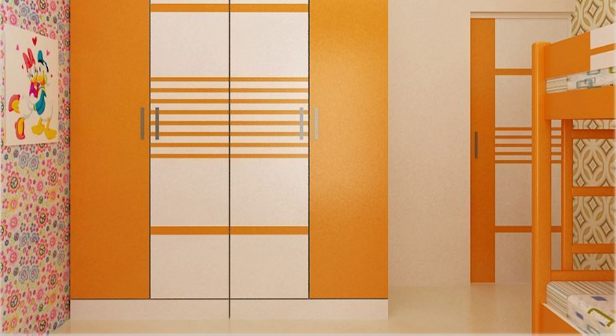 Get Modern Complete Home Interior with 20 years durability..Wardrobe