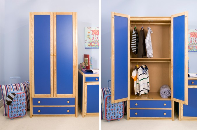 Childrens Wardrobes : Childrens Furniture : Children : Rooms