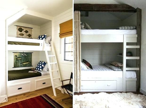 Childrens Cabin Beds For Small Rooms Box Bunk Spaces Cool Kid Kids