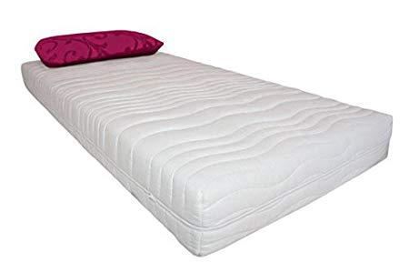 Wellness 7 Zones Cold Foam Mattress Height 20 cm in Dimensions 140 x