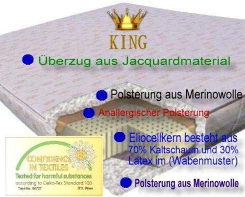 Cheap Eliocell Cold Foam Mattress Mattress Cold Foam 180 x 200 King