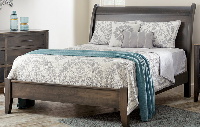 True Wood's Amish Country Style Beds