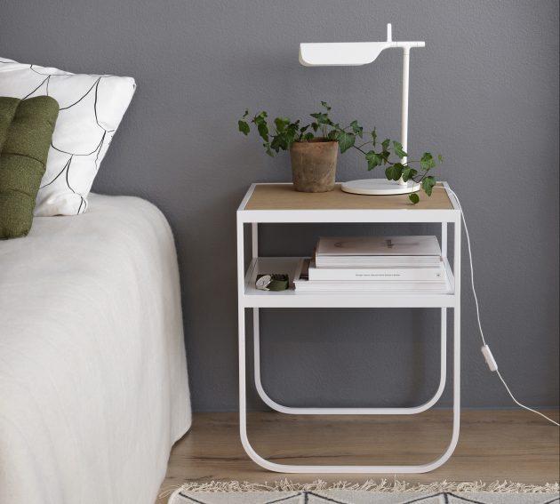 18 Modern Bedside Table Designs To Enter Diversity In The Bedroom