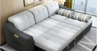 fabric sofa bed with storage living room furniture couch/ living