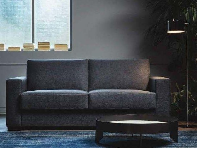 Fabric sofa bed MAGNUM By Bodema