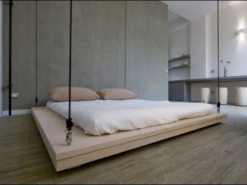 Ten Stylish Floating Bed Design Ideas for the Contemporary Home